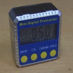 Digitaalinen Kulmamittari,magneettijalalla, mini