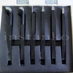 Aseta leikkurit, HSS, 6x90 mm, 6 kpl