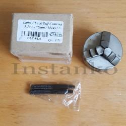 3-leukainen sorvinpakka (halk. 50mm)