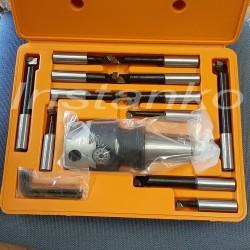 75 mm, Avarruspääsarja ISO40-M16, 12 terää