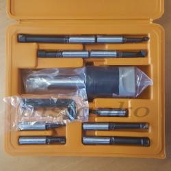 Avarruspääsarja MK2, 9 terää (hal.12 mm)