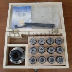 ER-32-55 (kiristysistukka sorveille kanssa istukan dia.80mm)