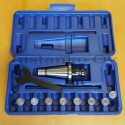 Jyrsinistukkasarja ER16-8 os ISO40 M16 (2,0-10,0 mm)