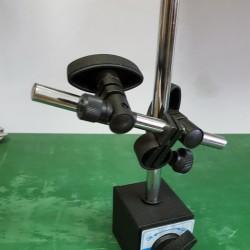 Mittakellon magneettijalalla