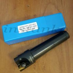 Jyrsinterät, hal.40 mm, MK4  3 kpl sis.toimitukseen