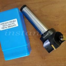 Jyrsinterät, hal.63 mm, MK4  3 kpl sis.toimitukseen