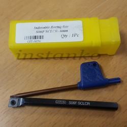 Sisäsorvausterä, 6 mm, S06F, SCLCR