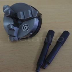 3-leukainen sorvinpakka (halk. 65mm)