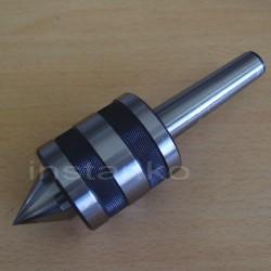 Pyörivä keskus Morse kova metalliseos №1